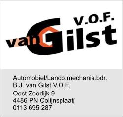 Garagebedrijf van Gilst