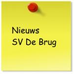 Fiets puzzeltocht SV De Brug 2017